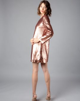 Rent dress Stine Goya Chloe pink dress