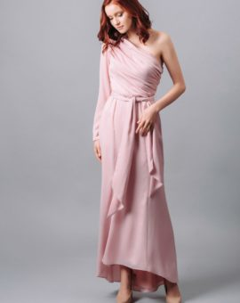 Keepsake Hold Back Maxi Dress