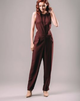 AQ/AQ Ivy Cut-Out Jumpsuit
