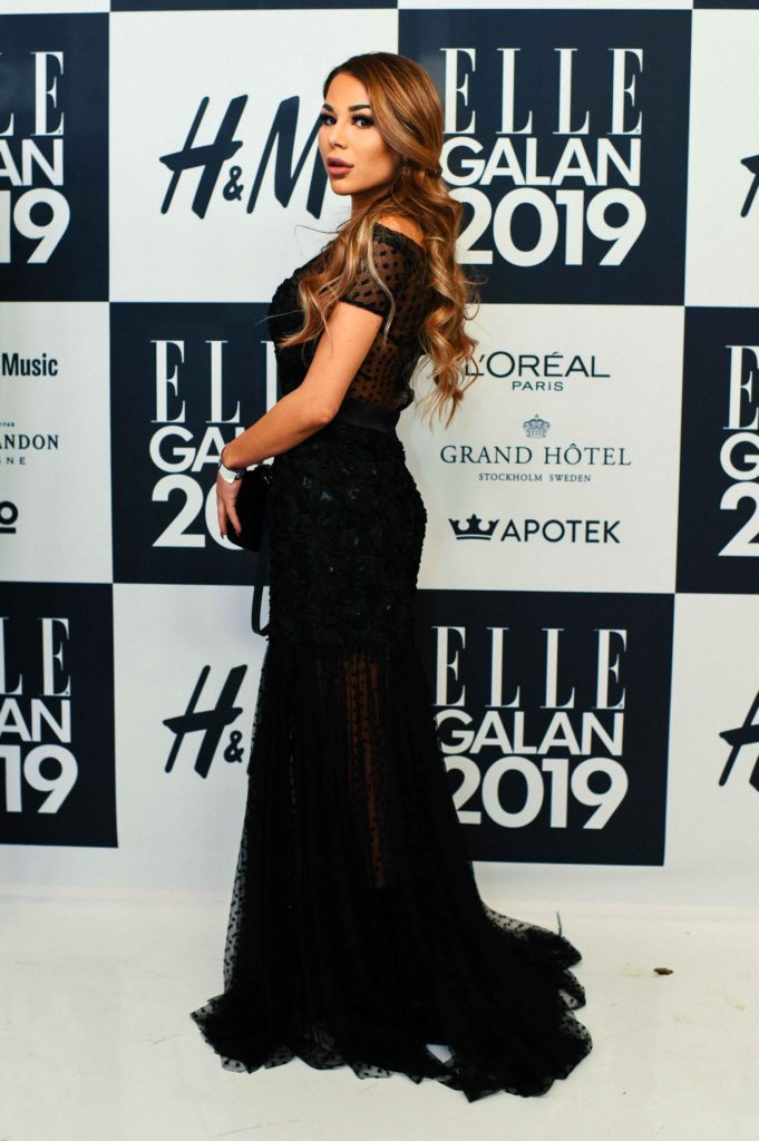 Jasmine Gustafsson Ellegalan 2019 The WOW Closet